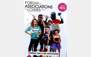 Forum des associations 2018: Podium sportif