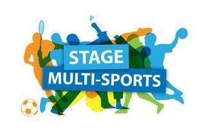 Stage multisport 6-14 ans de Saint Michel